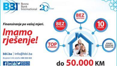 Photo of Imamo rješenje! – Posebna ponuda finansiranja za građane