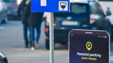 Photo of Smart parking sistem u Sarajevu: Uz pomoć mobilne aplikacije i video displeja do slobodnih parkinga