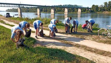 Photo of Организовано чишћење обале ријеке Саве