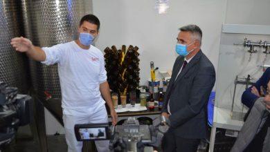 Photo of Gradonačelnik Milić u posjeti posjeti prvoj zanatskoj pivari u Brčkom