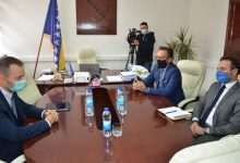 Photo of Brčko: Glavni koordinator Vlade i zamjenik ambasadora Italije u BiH o jačanju saradnje