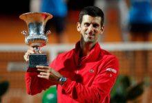 Photo of Đoković peti put osvojio titulu na mastersu u Rimu