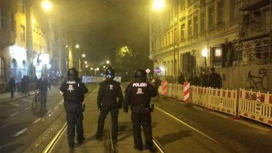 Photo of Njemačka: Protesti u Leipzigu zbog poskupljenja najmova stanova, nastupio sukob između policije i demonstranata