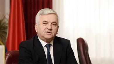 Photo of Предсједник Народне скупштине РС-а Недељко Чубриловић данас у Брчком