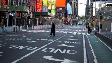 Photo of U New Yorku policija izriče kazne zbog nenošenja maski