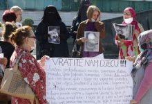 Photo of Protest ispred državnog Parlamenta: Bh. državljani čije se porodice nalaze u Siriji traže njihov povratak