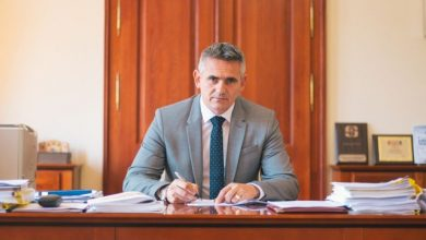 Photo of Intervju sa gradonačelnikom Milićem: Autoput će oživjeti i luku na Savi