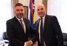 Photo of Košarac i ambasador Srbije o unaprijeđenju trgovinske razmjene dviju zemalja