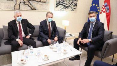 Photo of Ured Vlade RH: Čvrsta potpora Hrvatske Bosni i Hercegovini na njezinom EU putu
