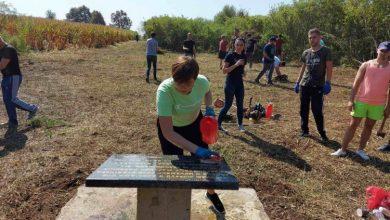 Photo of Akcija čišćenja mjesta masovne grobnice u Goricama kod Brčkog