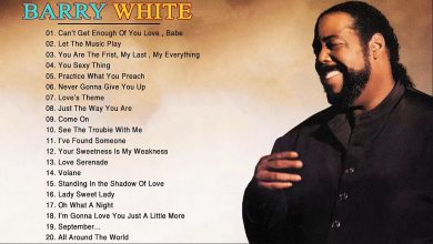 Photo of Barry White – Can't get enough of your love baby