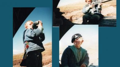 Photo of Emotivna priča: Britanski vojniktraži dječaka sa Igmana