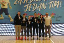 """Photo of Brčko: """"Lavice"""" kući donijele srebro sa ovogodišnjih Sportskih igara mladih"""