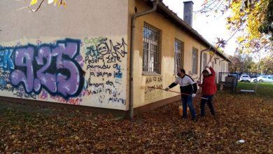 Photo of Реализована акција уклањања графита са јавних институција у Брчком