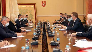 Photo of У Бањалуци састанак са делегацијом Хрватске