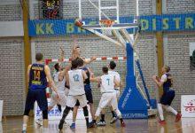 "Photo of Košarkaška A-1 liga Federacije BiH – sjever: KK ""Brčko distrikt"" pri vrhu tablice"