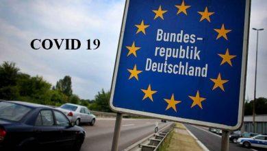 Photo of Javni život u Njemačkoj od danas gotovo pa zaustavljen