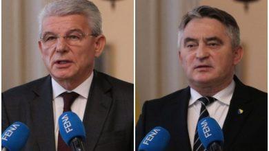 Photo of Komšić i Džaferović: Trebamo se okrenuti pozitivnim procesima