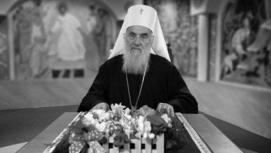 Photo of Preminuo patrijarh Irinej