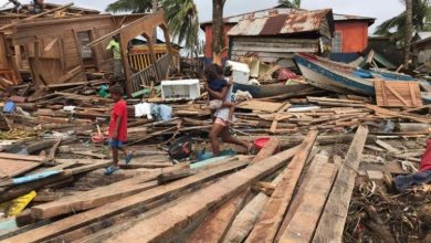 Photo of Uragan Iota u Srednjoj Americi pogodio 4,6 miliona ljudi, poginule 44 osobe