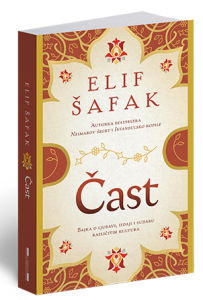 "Book Cover: ""Čast"""