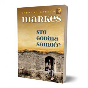 Book Cover: Gabriel García Márquez - Sto godina samoće