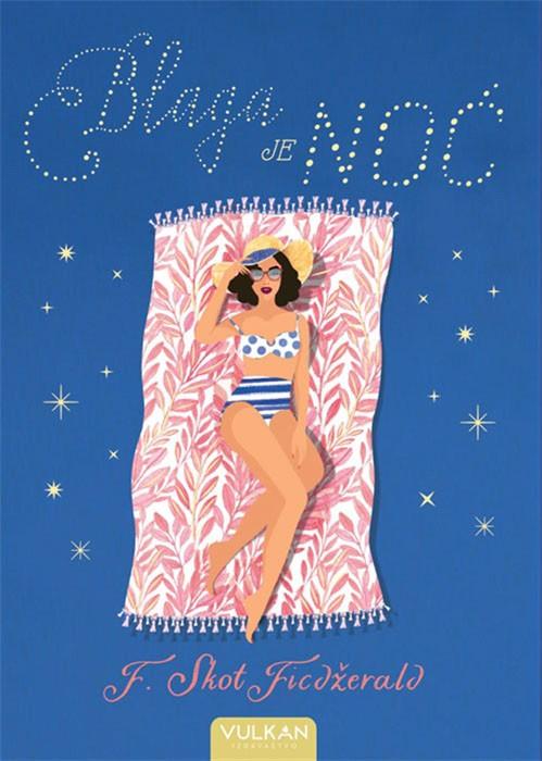Book Cover: ''Blaga je noć''